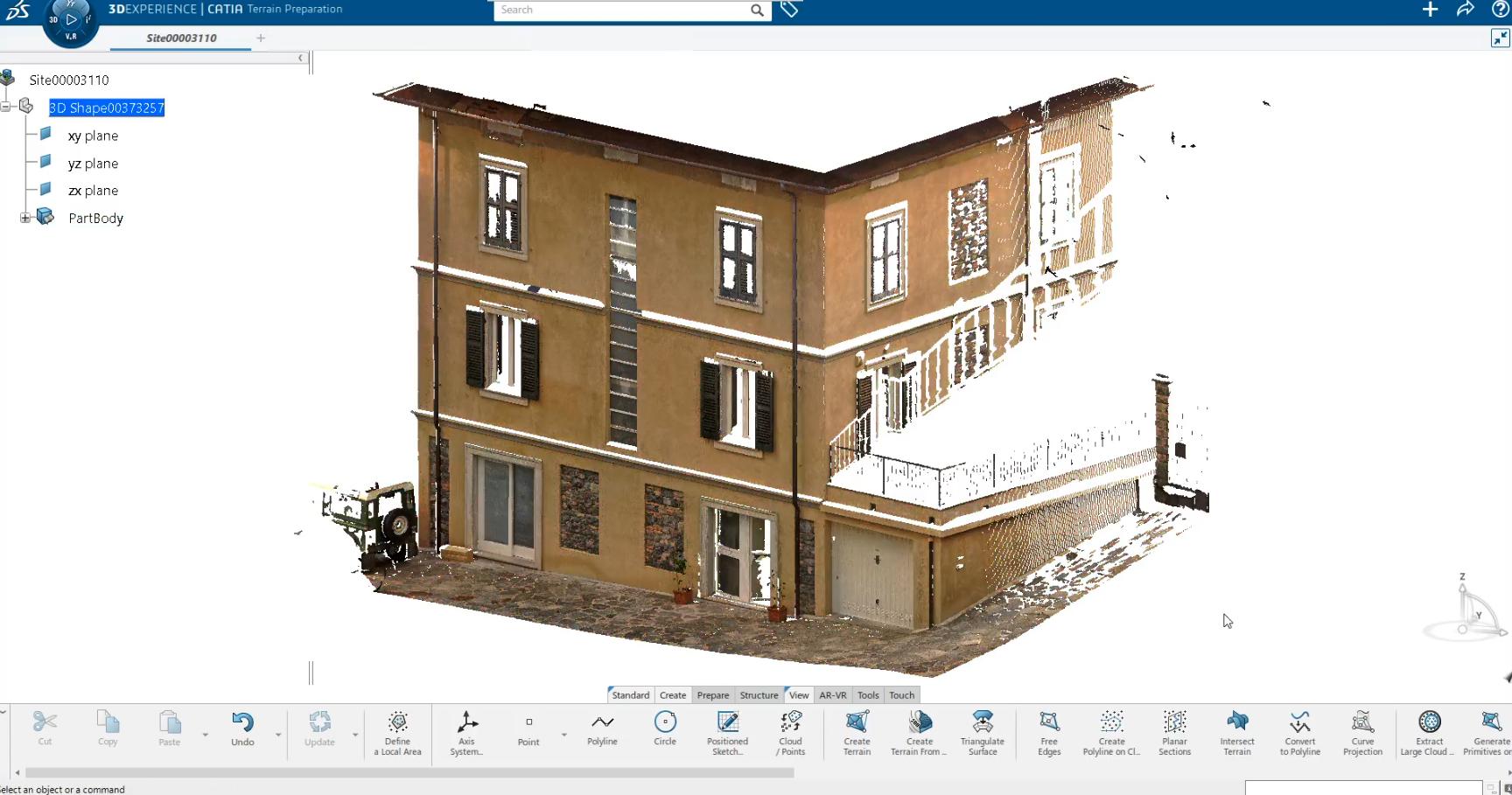 Progetto strutturale su un edificio esistente