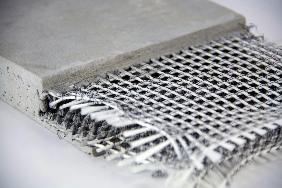 Calcestruzzo Textilbeton