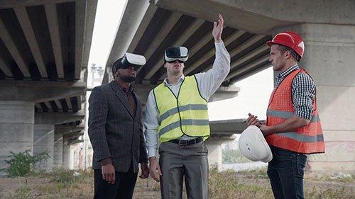 Progettazione con integrazione in realtà virtuale